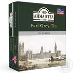 Чай черный Ахмад Граф Грей пакетированный 100х2г