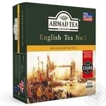 Ahmad Tea English #1 Black Tea in tea bags 100х2g