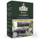 Чай черный крупнолистовой Ахмад Королевский Стандарт 100г