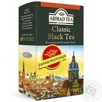 Чай Классический черный Ахмад 100г