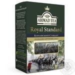 Чай черный крупнолистовой Ахмад Королевский Стандарт 50г