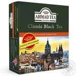 Ahmad Tea Classic Black Tea in tea bags 100х2g