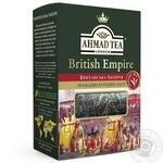 Чай черный крупнолистовой Ахмад Британская Империя 50г
