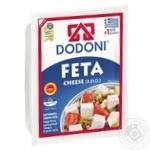 Сир Dodoni Фета 43% 150г