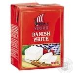 Продукт сырный фета Viking Danish White 50% 200г