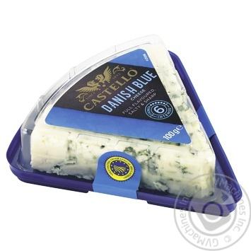 Сир Castello Данаблю з блакитною пліснявою 100г