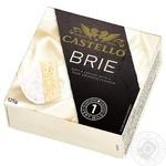 Сыр Castello Бри мягкий с белой плесенью 50% 125г