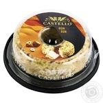 Крем-сир Castello з ромом та горіхами 65% 125г