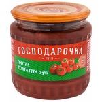 Паста томатная Господарочка с/б 450г