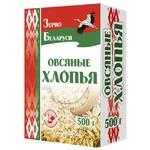 Хлопья овсяные Козуб Зерно Белоруси 500г
