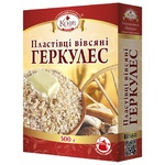 Kozub product Hercules Oat flakes 500g - buy, prices for MegaMarket - image 1
