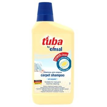 Засіб Tuba для чищення килимів 500мл - купити, ціни на МегаМаркет - фото 1