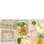 Fruit puree Gerber apple and pear for 5+ months babies 130g - buy, prices for Auchan - image 3