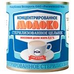 Rogachev Condensed Milk Concentrated Sterilized 8,6% 300g