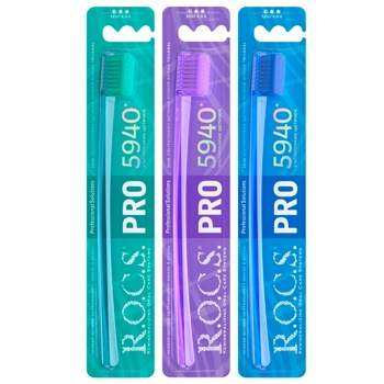 R.O.C.S. Pro Soft Toothbrush - buy, prices for CityMarket - photo 3