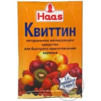 Квіттін Haas для приготування варення 20г