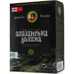Wine Dedushka valiko Alazani valley white semisweet 12% 2000ml tetra pak Ukraine
