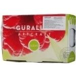 Set Gurallar artcraft for liqueur 6pcs 80ml Turkey