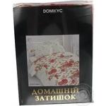 Комплект постельного белья Домикус двуспальный 200х210см