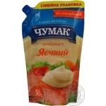 Mayonnaise Chumak Egg egg 50% 576g doypack Ukraine