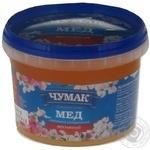 Honey Chumak Spring flowery 500g bucket Ukraine