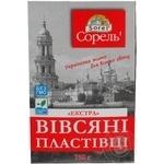 Хлопья овсяные Сорель Экстра 750г Украина