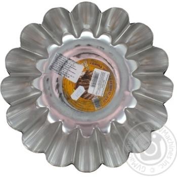 Форма для кекса без втулки SNB 250мм 1012 - купить, цены на Фуршет - фото 2