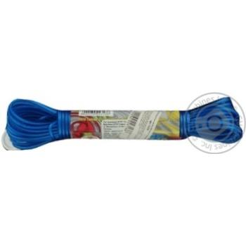 Шнур бельевой ПВХ с металлической сердцевиной 10м