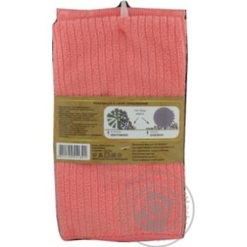 Zastelli Microfiber Towel 40х48cm 2pcs in Assortment - buy, prices for MegaMarket - image 4