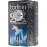 Tea Tarlton black loose 200g can