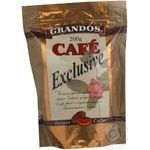 Natural instant sublimated coffee Grandos Exclusive 200g Germany