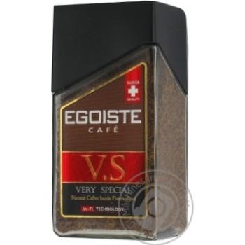 Кава Егоїст Вері Спешиал натуральна розчинна сублімована 100г Швейцарія