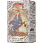 Черный чай Габриел Храброе Сердце цейлонский байховый среднелистовой с чайными почками 100г Шри-Ланка