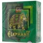 Tea Battler Green elephant green loose 100pcs 200g cardboard packaging