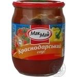 Соус Макмай Краснодарский 500г Украина