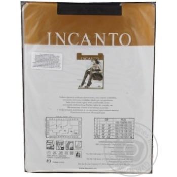Колготки жіночі Incanto Cosmo 40 grafite 4 - купить, цены на Novus - фото 5