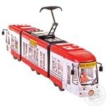 Игрушка Big Motor Городской трамвай
