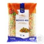Смесь овощная Metro Chef Мексиканская свежезамороженная 2,5кг