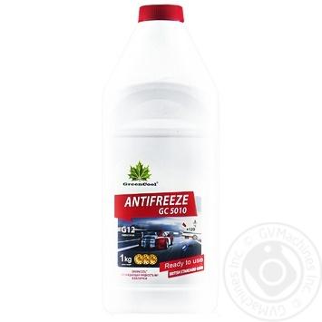 Антифриз Green Cool GC5010 -40°C красный 1л
