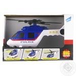 Вертоліт Поліцейський Big Motors