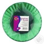 Тарелка одноразовая ТСМ Premium столовая пластиковая 6шт