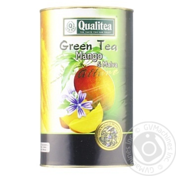 Qualitea Mango & Malva green tea 100g - buy, prices for MegaMarket - image 1