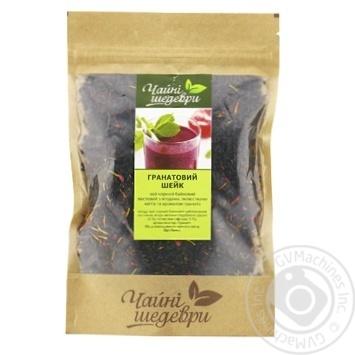 Chayni Shedevry Tea Pomegranate Shake - buy, prices for MegaMarket - image 1