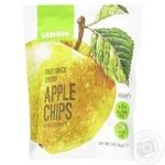 Яблука Sergio чіпси 55г x6