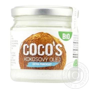 Масло кокосовое Health Link органическое 200мл