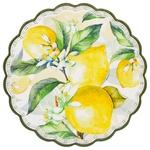 Lefard Lemon Cutting Board 18cm