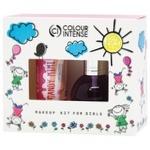 Set of Decorative Cosmetics Color Intense 01 Lip Balm 5g + Eau de Toilette 15ml