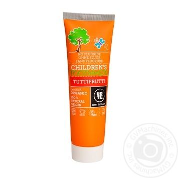 Urtekram Organic Tutti-Frutti Toothpaste 75ml - buy, prices for Novus - image 1