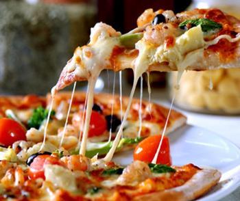 Настоящая пицца