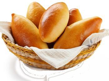 Пирожки с картошкой (печеные)